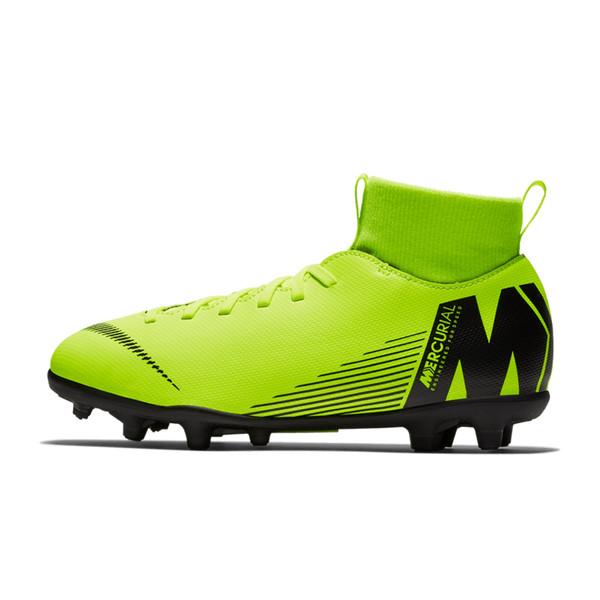 کفش فوتبال بچگانه نایکی مدل MERCURIAL SUPERFLY 6 CLUB FG