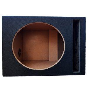 باکس ساب ووفر خودرو طرح مستطیلی مدل PLAY CAS مناسب برای ساب 12 اینچ