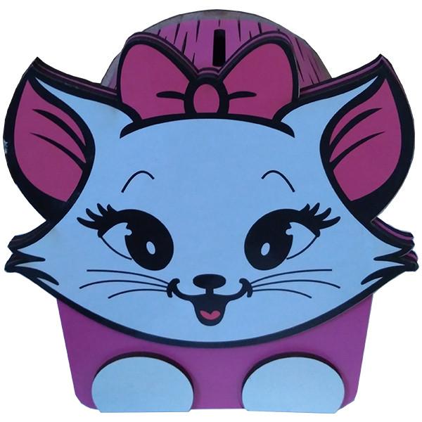 قلک طرح گربه کیتی کد ghol-12
