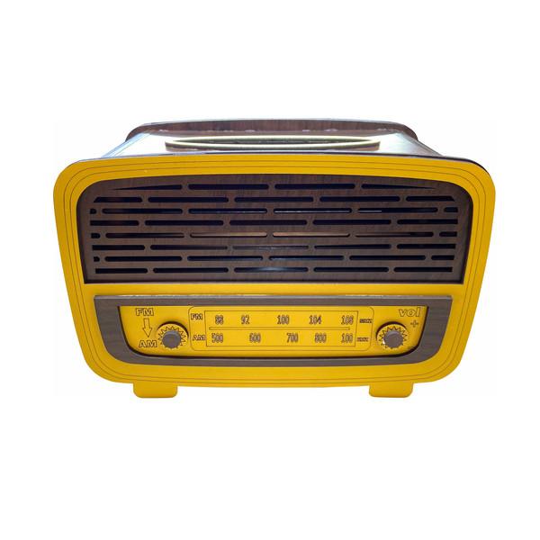 جعبه دستمال کاغذی طرح رادیو مدل 213