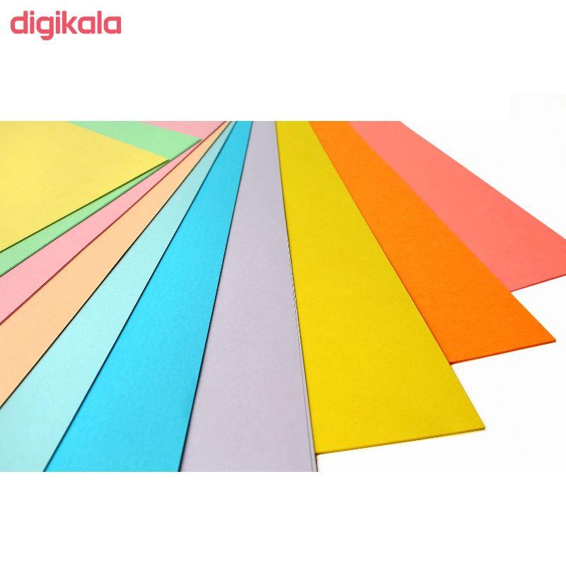 کاغذ رنگی A4 کد 100 بسته 100 عددی main 1 3