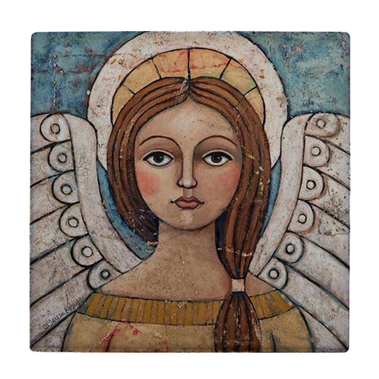 خرید                      کاشی طرح فرشته کد wk261