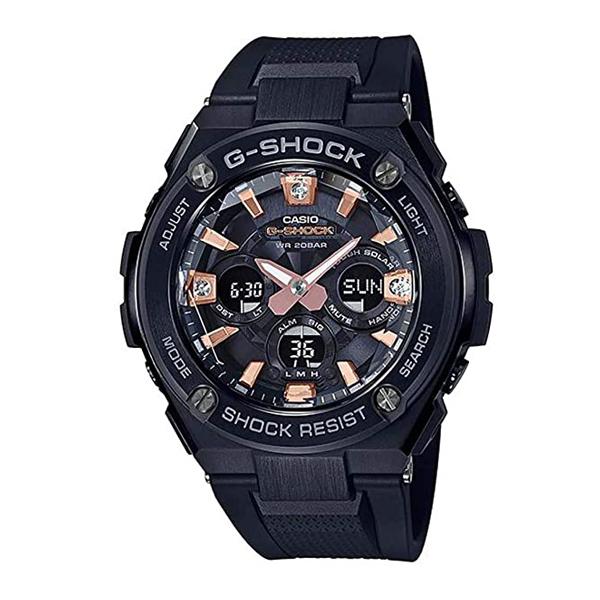 قیمت و خرید                      ساعت مچی عقربه ای مردانه کاسیو مدل GST-S310BDD-1ADR