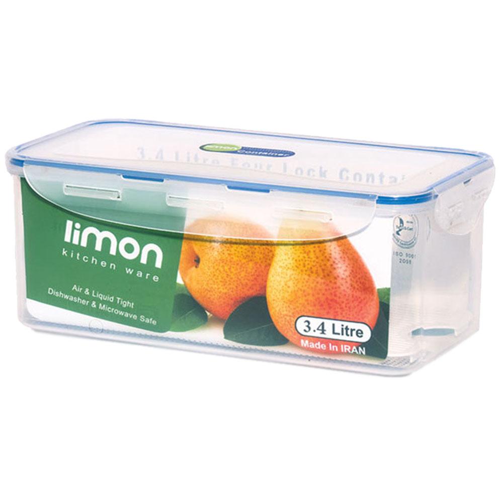 خرید                     ظرف نگهدارنده لیمون مدل 82235