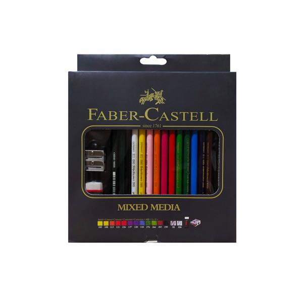 مداد رنگی 12 رنگ مدل پلی کروم کد Poly9000