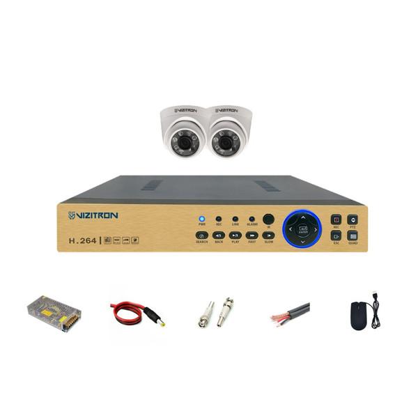 سیستم امنیتی ویزیترون مدل DK16_268XG20_411