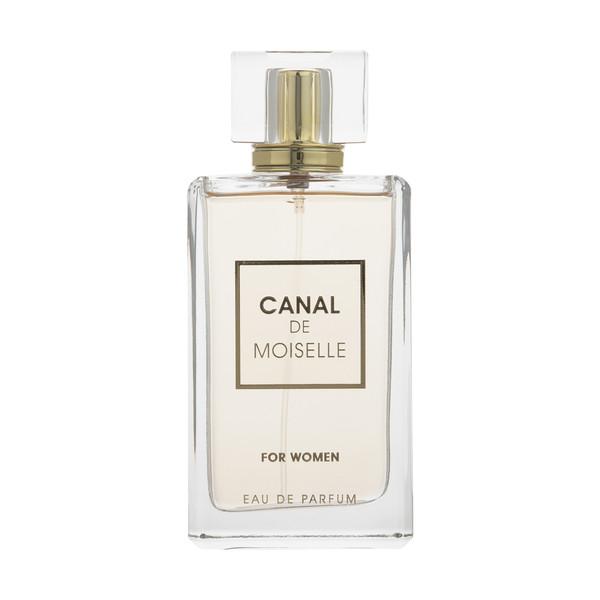 ادو پرفیوم زنانه فراگرنس ورد مدل  Canal De Moiselle حجم 100 میلی لیتر
