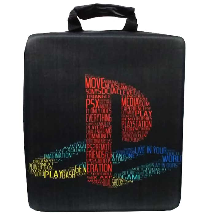 خرید اینترنتی کیف حمل پلی استیشن 4 پرو مدل Classic 1 اورجینال