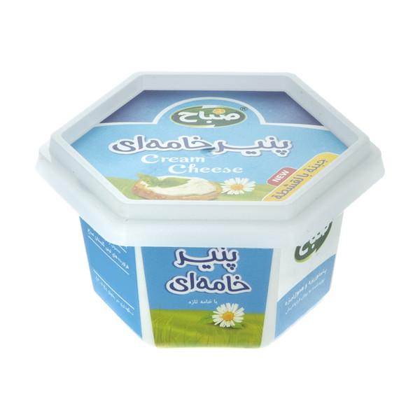 پنیر خامه ای صباح - 150 گرم