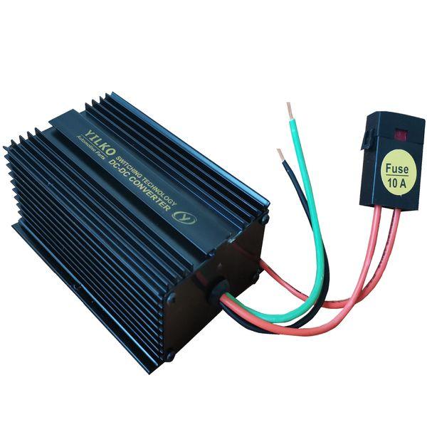 مبدل برق خودرو ییلکو مدل YK24_12_30