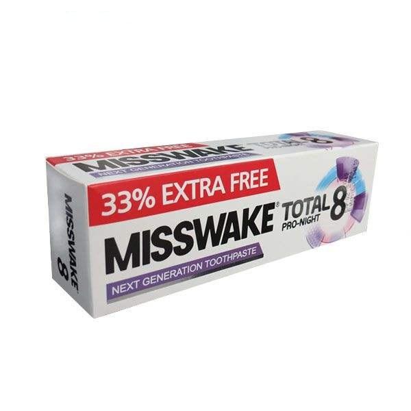 خرید                      خمیر دندان میسویک مدل Total 8 حجم 100 میلی لیتر