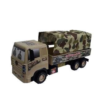 ماشین بازی مدل کامیون ارتشی