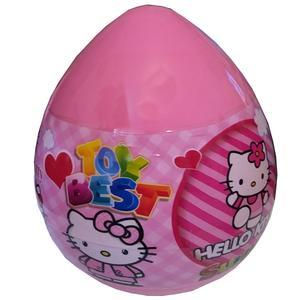 اسباب بازی شانسی مدل تخم مرغی طرح کیتیکد M-11
