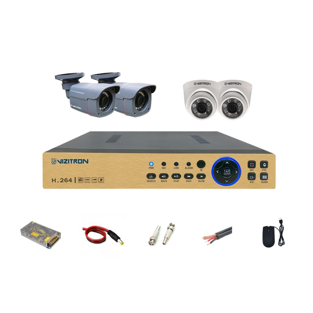 سیستم امنیتی ویزیترون مدل DK13_240ZF20_268XG20_411