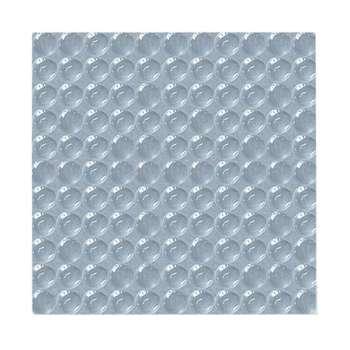 پلاستیک حبابدار ضربه گیر مدل anc0 سایز 15 × 15 سانتی متر بسته 20 عددی