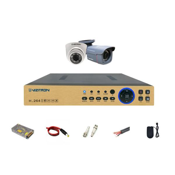 سیستم امنیتی ویزیترون مدل DK14_140ZF20_168XG20_411