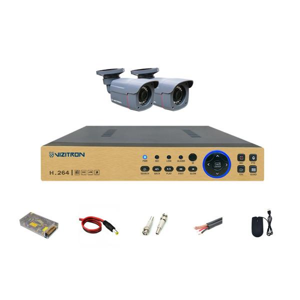 سیستم امنیتی ویزیترون مدل DK17_240ZF20_411