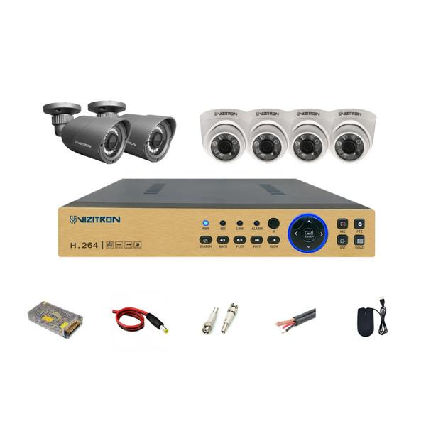 سیستم امنیتی ویزیترون مدل DK23_241ZF20_468XG20_811