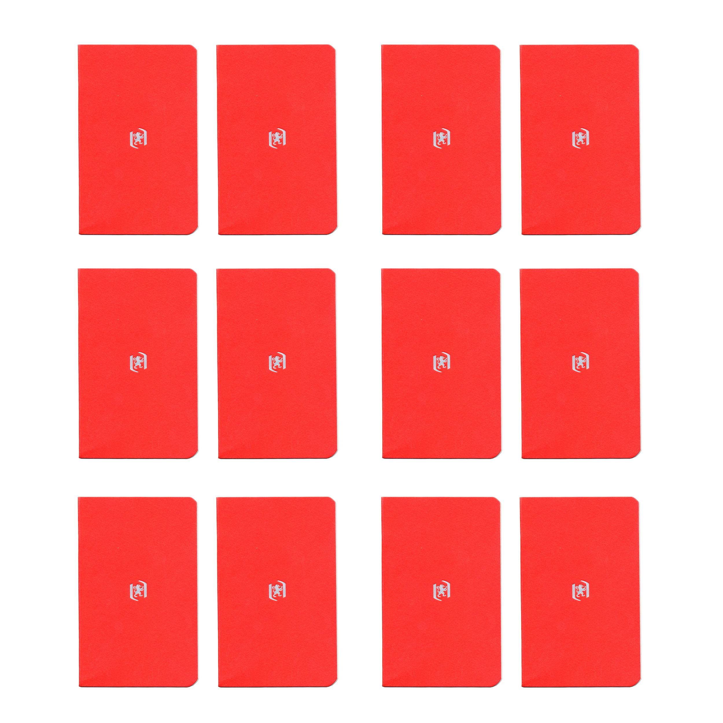 دفتر یادداشت آکسفورد مدل 1501 بسته 12 عددی