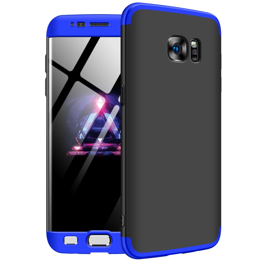 کاور 360 درجه جی کی کی مدل G-SE مناسب برای گوشی موبایل سامسونگ GALAXY S7 EDGE              ( قیمت و خرید)