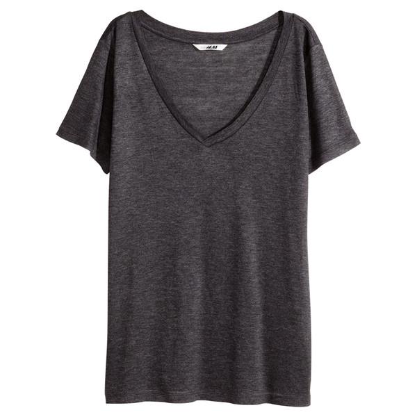 تی شرت زنانه اچ اند ام مدل F1-0257667030