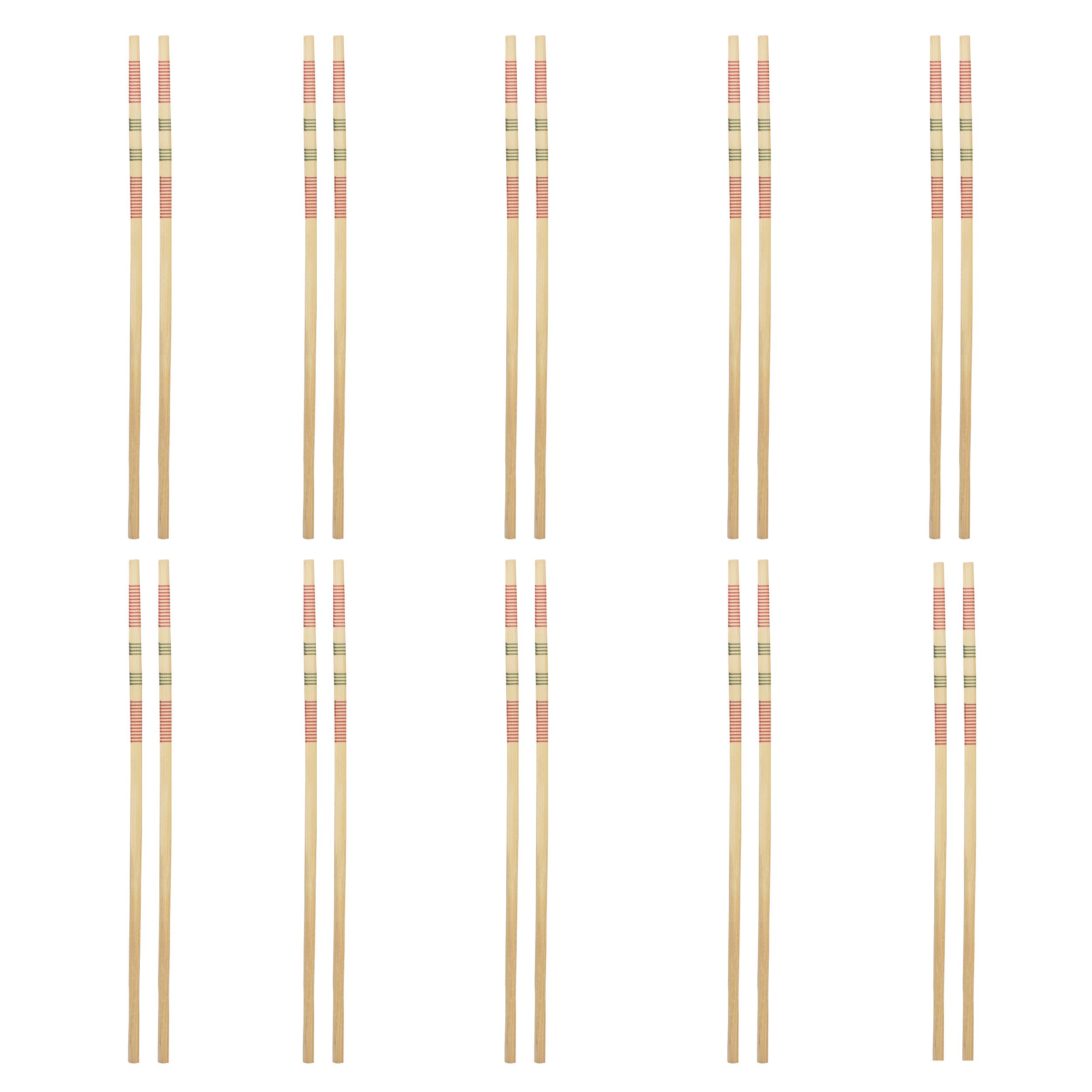 چوب غذاخوری کد RR90 بسته 10 عددی