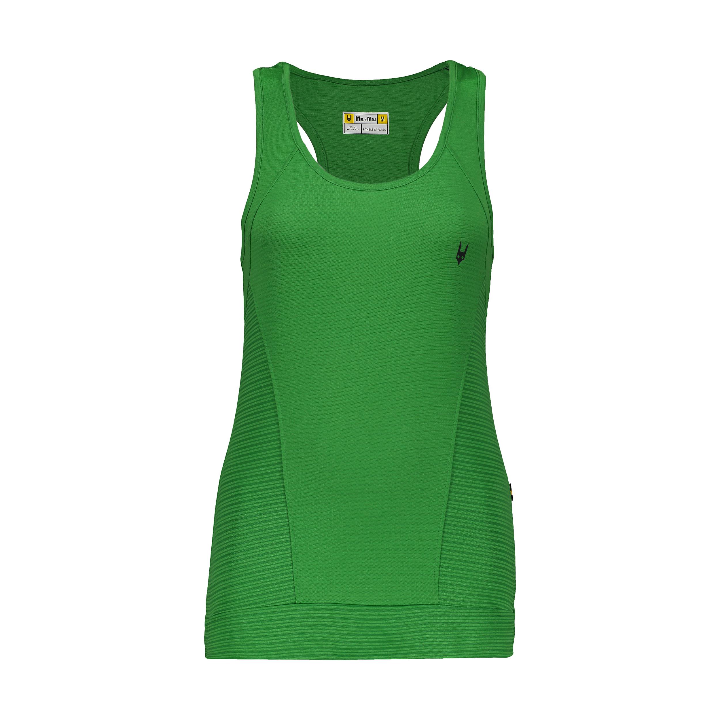 تاپ ورزشی زنانه مل اند موژ مدل W01208-400