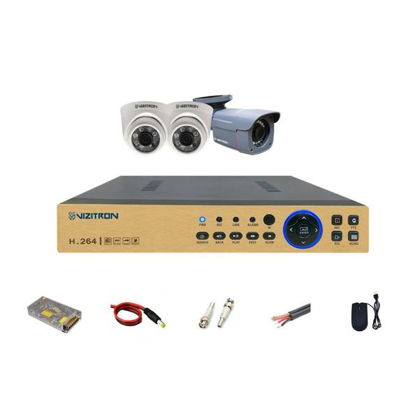 سیستم امنیتی ویزیترون مدل DK15_140ZF20_268XG20_411