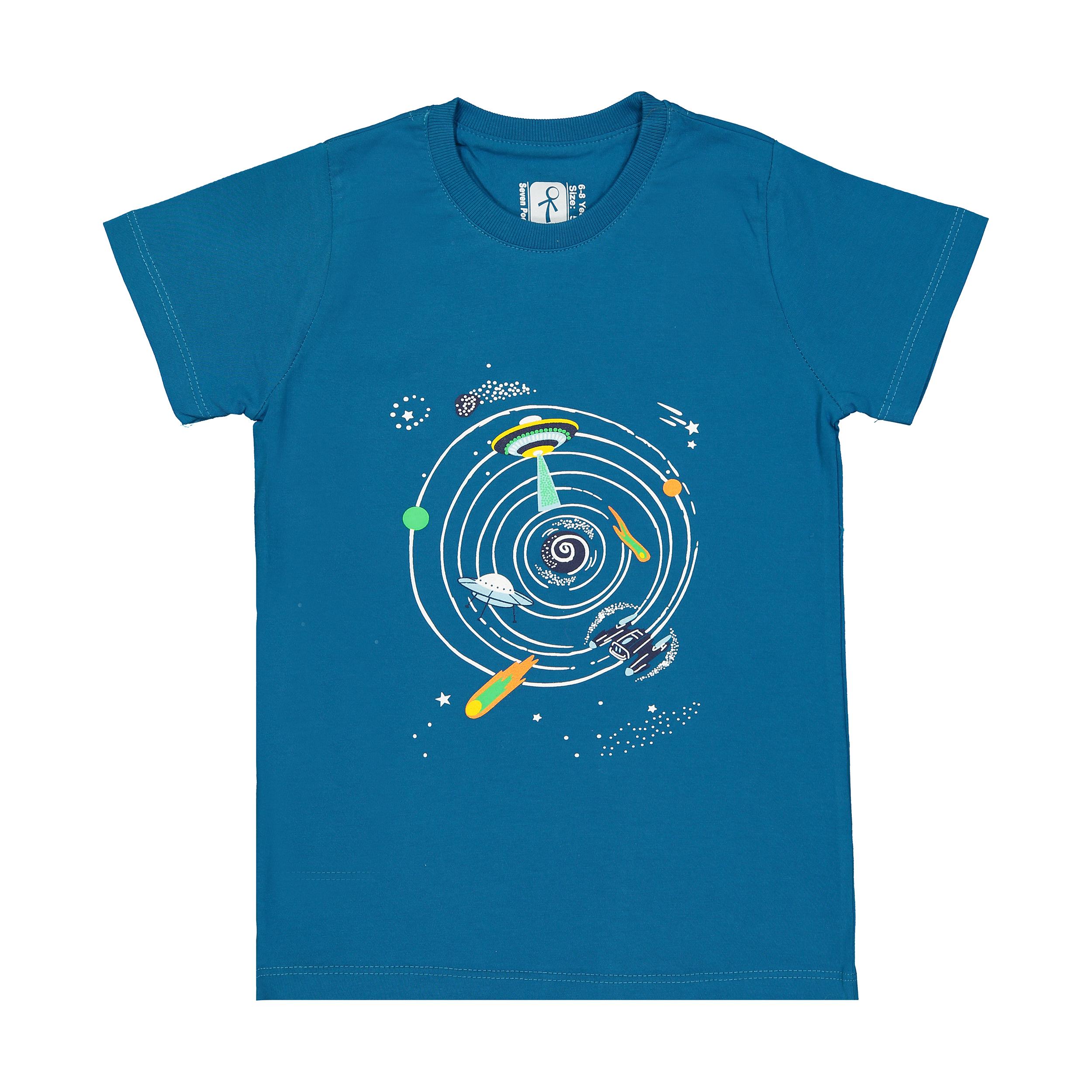 تی شرت پسرانه سون پون مدل 1391309-57