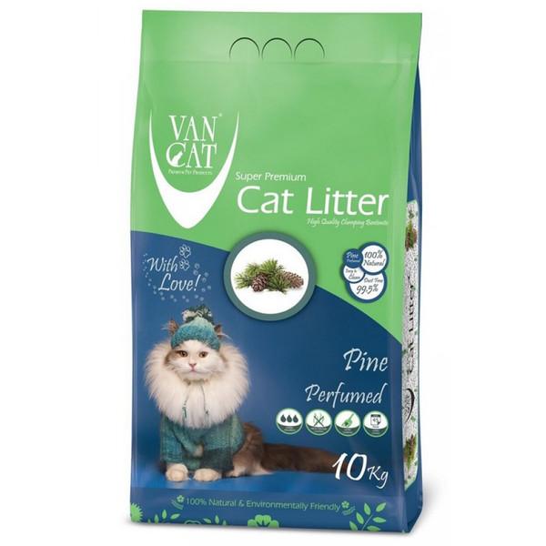 خاک گربه ون کت مدل Pine Perfumed وزن 10 کیلوگرم
