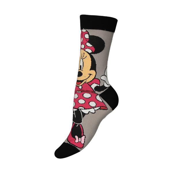 جوراب زنانه پاتریس طرح مینی موس مدل 2271163-91