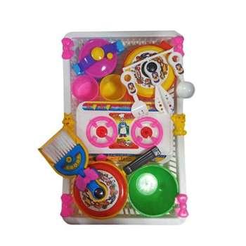 اسباب بازی وسایل آشپزخانه مدل 4557