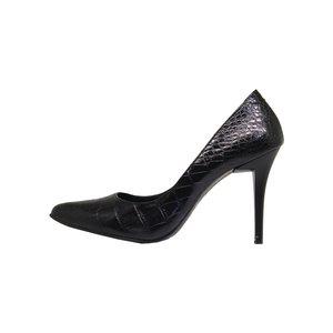 کفش زنانه چرم آرا مدل sh012 mk