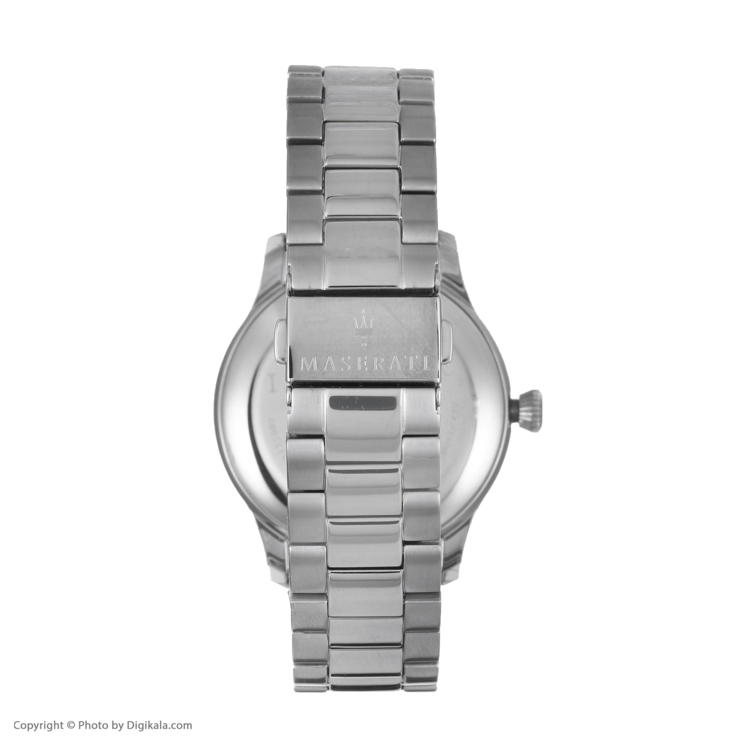 خرید                      ساعت مچی عقربه ای مردانه مازراتی مدل R8853125002
