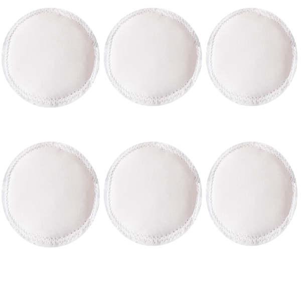 پد پاک کننده آرایش صورت مدل HWS_6 بسته 6 عددی