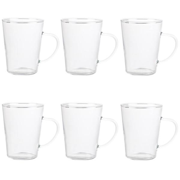 لیوان ترمیسیل مدل HEAT بسته 6 عددی
