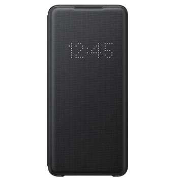 کیف کلاسوری سامسونگ مدل LED VIEW مناسب برای گوشی موبایل سامسونگ Galaxy S20