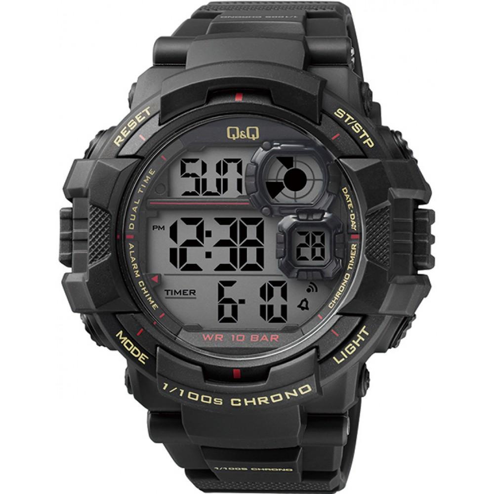 ساعت مچی دیجیتال مردانه کیو اند کیو مدل m143j009y