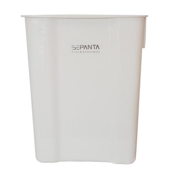 سطل زباله کابینتی سپنتا کد 2020 گنجایش 4.5 لیتر