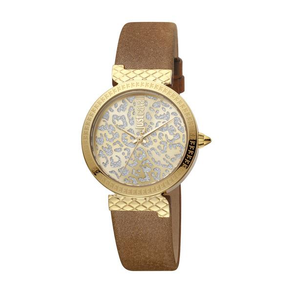 ساعت مچی عقربه ای زنانه جاست کاوالی مدل jc1l092l0025