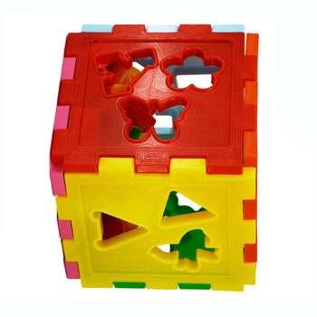 بازی آموزشی طرح مکعب هوش کد 878