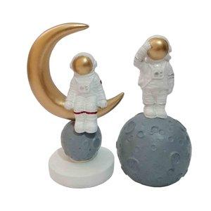 مجسمه مدل فضانورد کد 2020 مجموعه 2 عددی