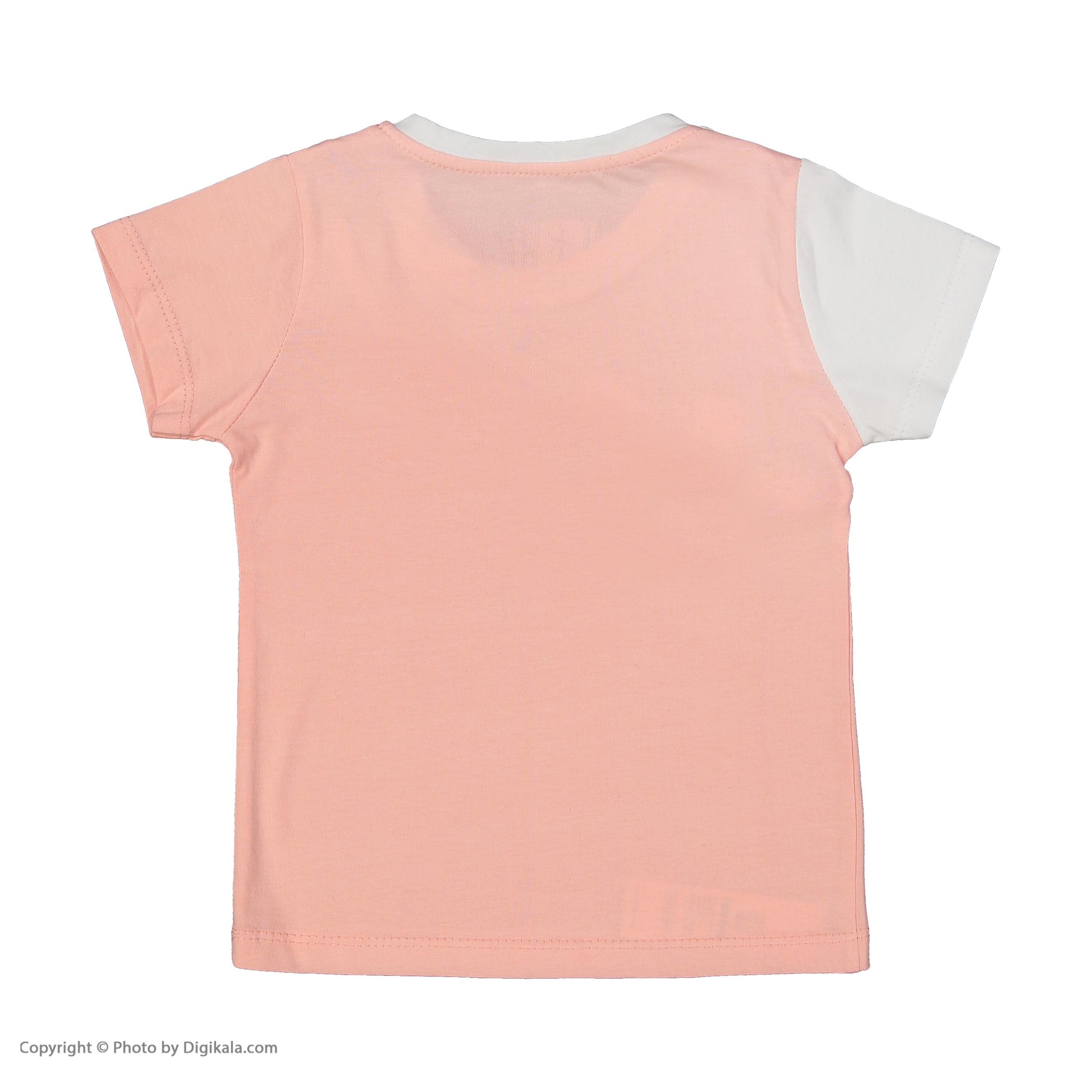 تی شرت دخترانه سون پون مدل 1391283-85