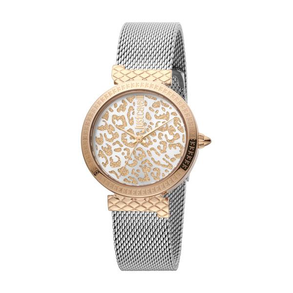 ساعت مچی عقربه ای زنانه جاست کاوالی مدل JC1L092M0105