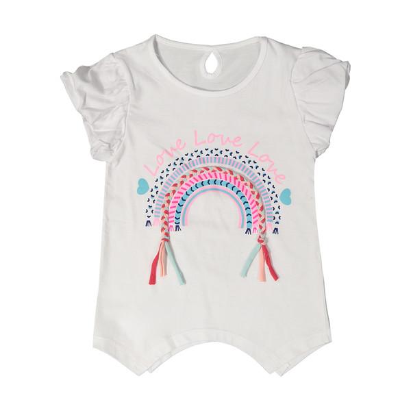 تی شرت دخترانه سون پون مدل 1391274-01