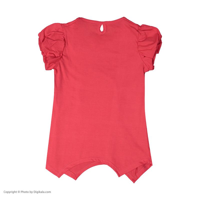 تی شرت دخترانه سون پون مدل 1391274-88