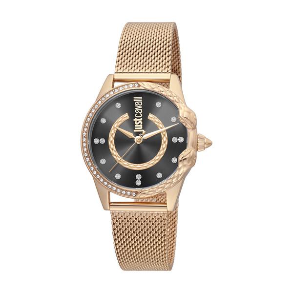 ساعت مچی عقربه ای زنانه جاست کاوالی مدل JC1L095M0085