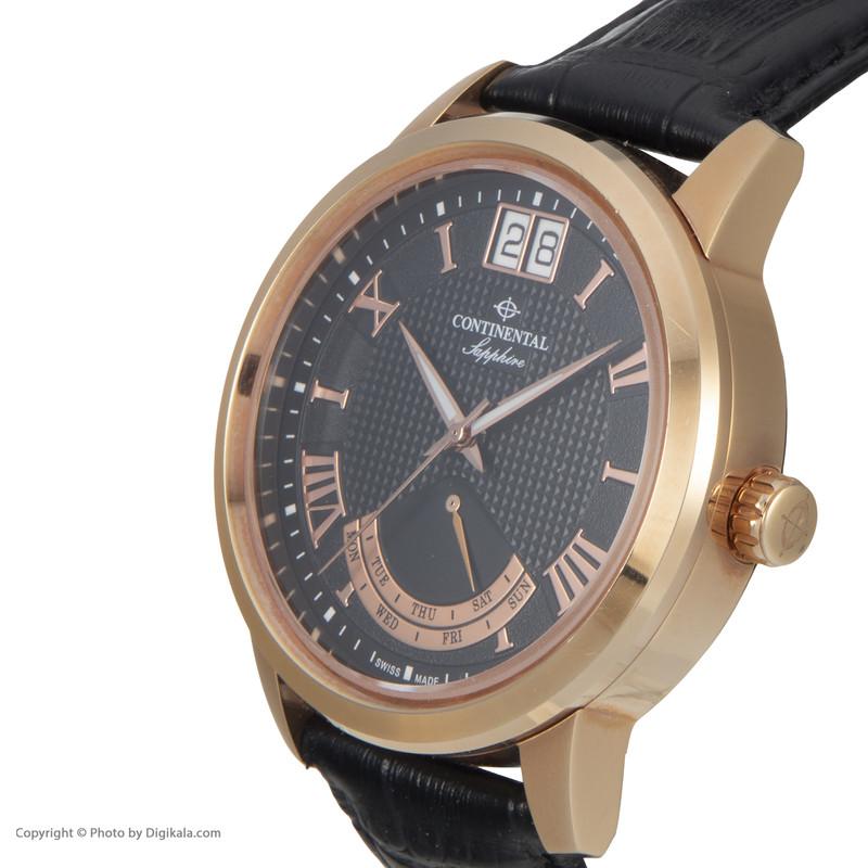 ساعت مچی عقربه ای مردانه کنتیننتال مدل 12175-GR554410