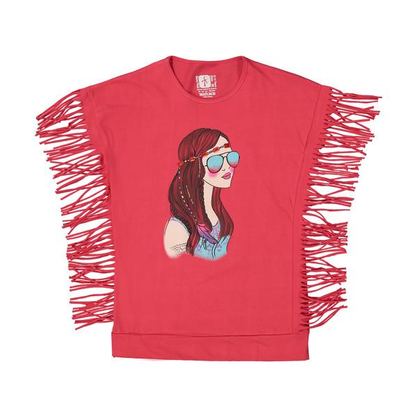 تی شرت دخترانه سون پون مدل 1391287-88