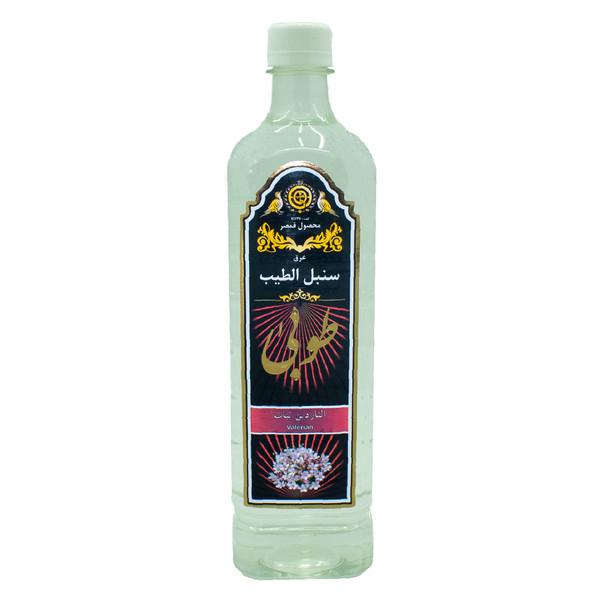 عرق سنبل الطیب گلاب طوبی - 1لیتر
